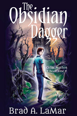 Review ~ The Obsidian Dagger by Brad LaMar