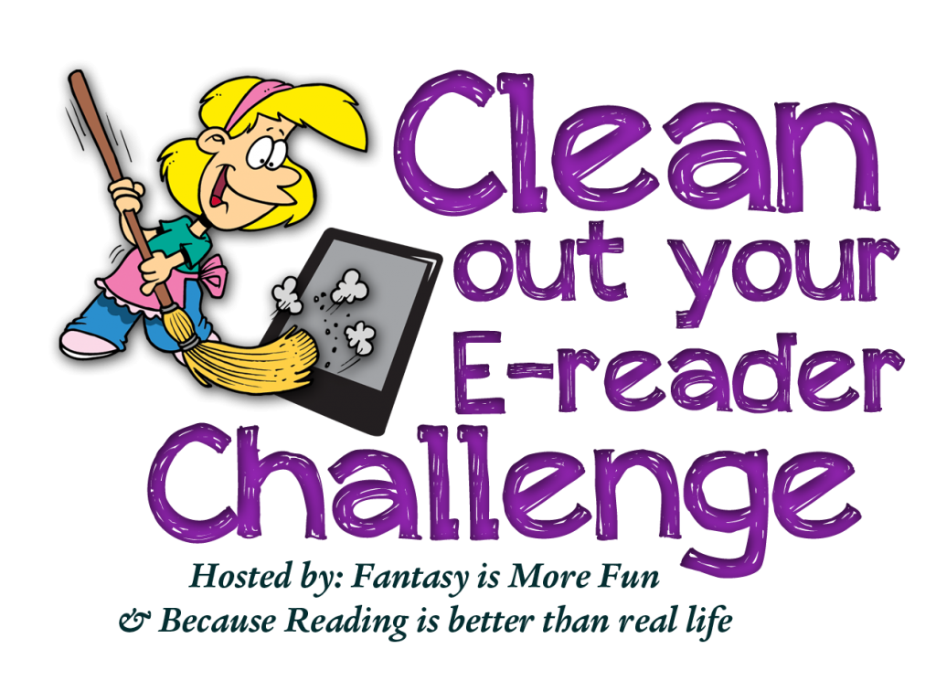 Clean out your E-reader Challenge Kick Off!!