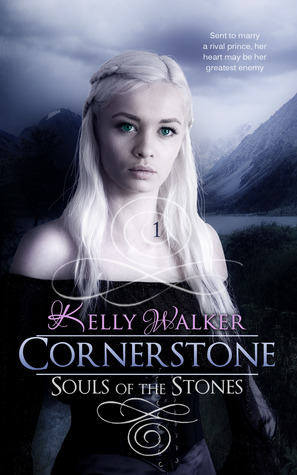 Cornerstone by Kelly Walker Book Blitz