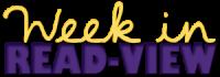 I had an idea  ~ My Week In READ-view 11/22/14