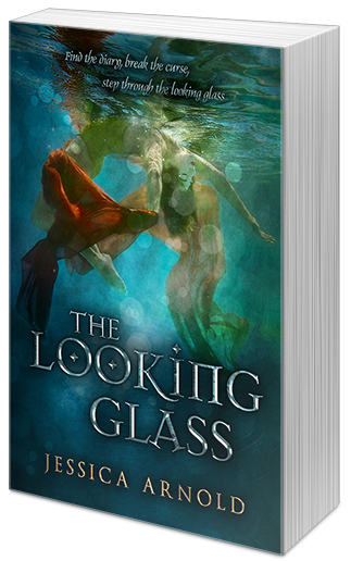 Review ~ The Looking Glass by Jessica Arnold Blog Tour