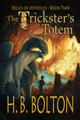 #Review ~ The Trickster's Totem by H.B. Bolton