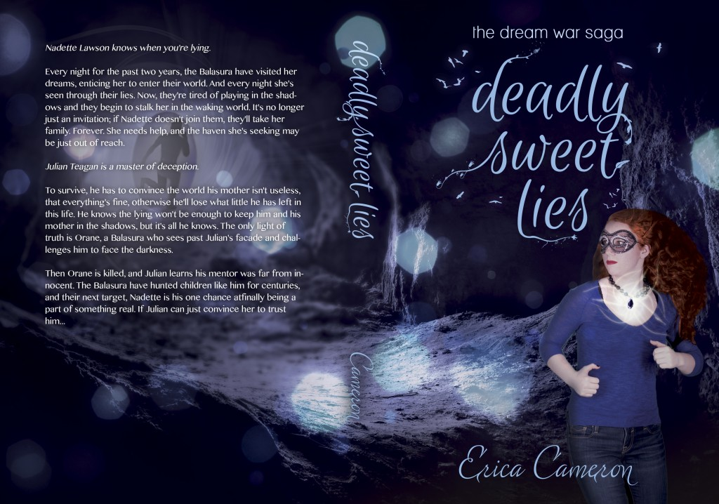 DEADLY SWEET LIES by Erica Cameron Cover Reveal