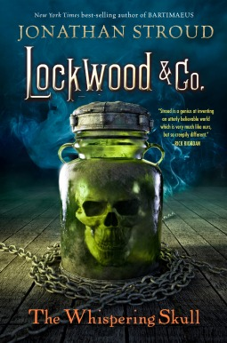 #Review ~ The Whispering Skull by Jonathan Stroud