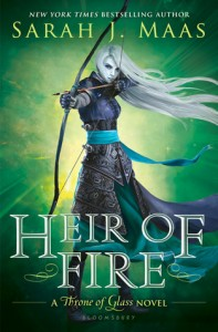 Heir of Fire by Sarah J. Mass