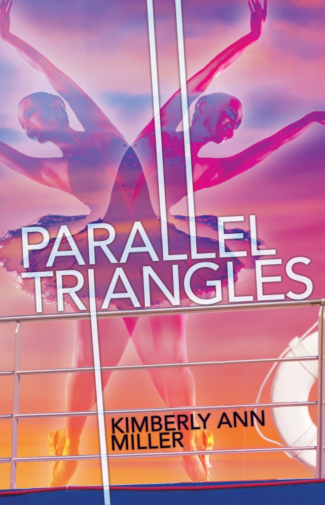 ***COVER REVEAL*** Parallel Triangle by Kimberly Ann Miller