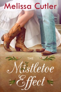 Netgalley ~  The Mistletoe Effect by Melissa Cutler