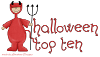 #Halloween Top Ten: Top Ten Scary Books I read when I was younger