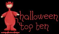 #Halloween Top Ten – Favorite 80's Horror Movies