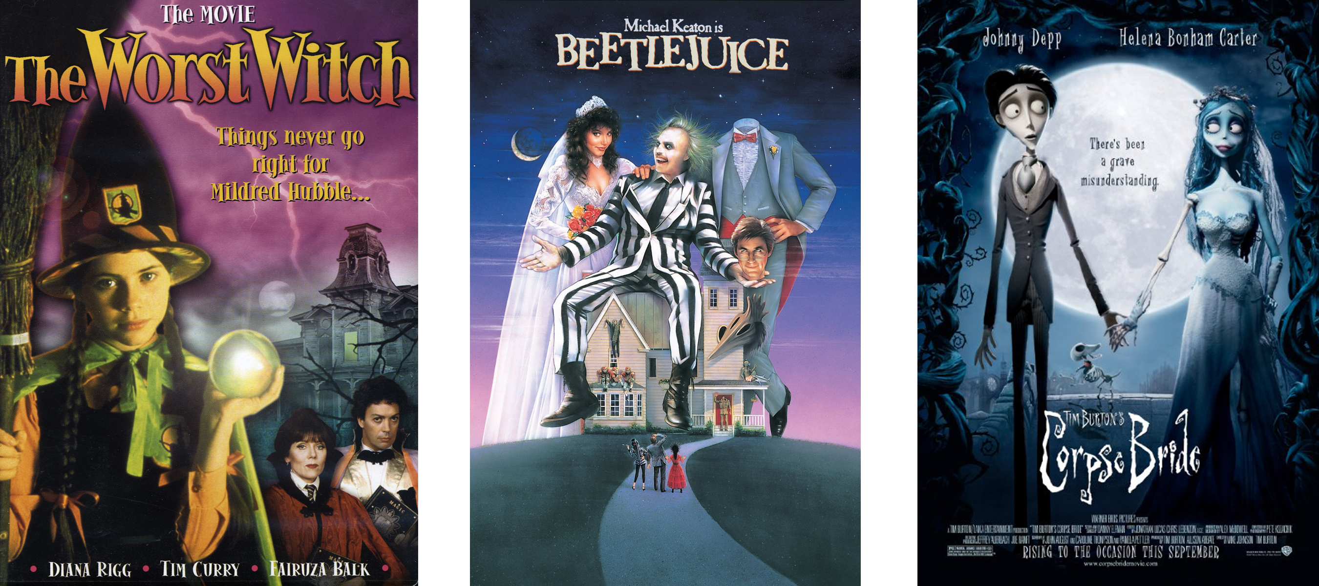 My Top Ten Family Friendly Halloween Movies ~ Because reading is ...