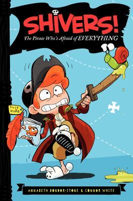 #Review ~  Shivers!: The Pirate Who's Afraid of Everything by Annabeth Bondor-Stone