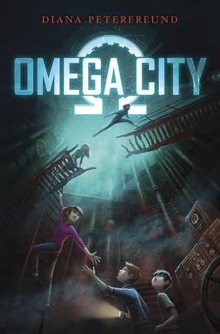 #Review ~  Omega City (Omega City #1) by Diana Peterfreund