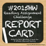 #2015HW Reading Assignment REPORT CARD ~ March!