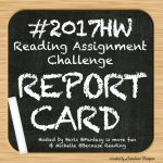 #2017HW Reading Assignment 2nd Quarter Report Card