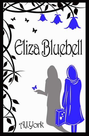 #Review ~  Eliza Bluebell by A.J. York