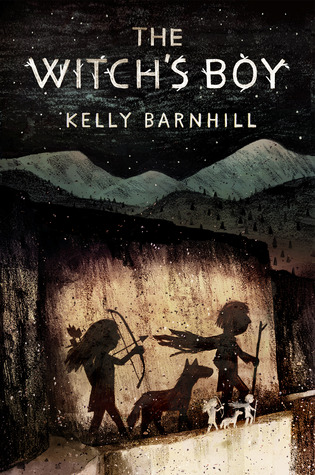 #Review ~ The Witch's Boy by Kelly Barnhill #MyTBR
