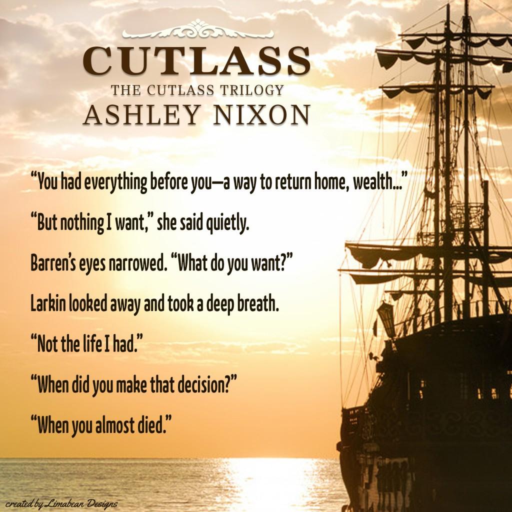 Cutlass Teaser