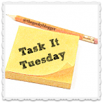 ORGANIZE EVERYTHING!!!!~ Task It Tuesday!