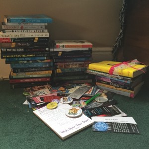 37 Books and 2 Ebooks (7 are signed)