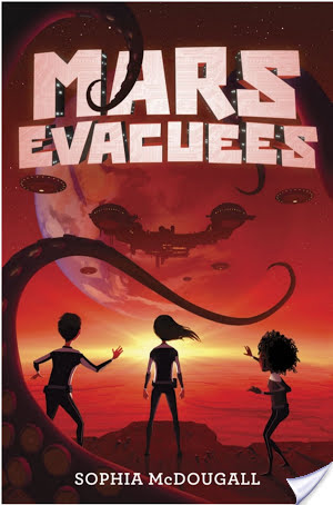 #Review ~ Mars Evacuees by Sophia McDougall