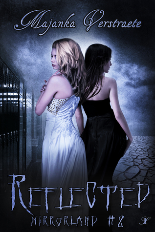 #Review ~  Reflected (Mirrorland #2) by Majanka Verstraete