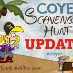 #COYER Update Post Week 4