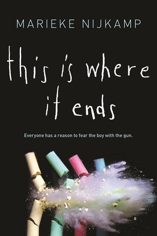 #Review ~  This Is Where It Ends by Marieke Nijkamp