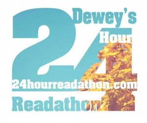 24 hour Dewey #Readathon for #charity Goal Post ~ Edit