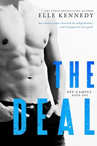 #Review ~  The Deal (Off-Campus #1) by Elle Kennedy