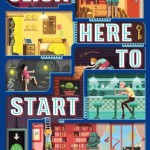 #Review ~ Click Here to Start by Denis Markell
