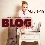 Blog Ahead Mini (May 1-15) #Blogahead