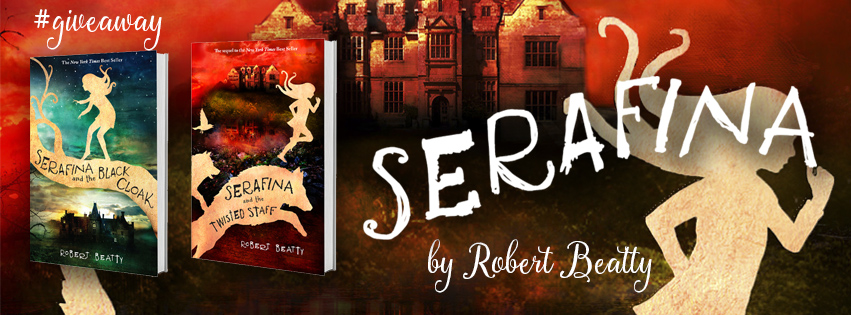 Serafina and The Twisted Staff by Robert Beatty #giveaway #SerafinaandtheTwistedStaff