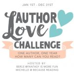 Author Love Challenge 2018 Sign-Up #authorluv18