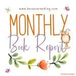 Monthly Book Report ~ September 2021 recap