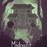 #Review ~ Midnight, Ghosts, and Gold! by Bernard Luthi