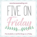 Five on Friday ~ Easter Memories