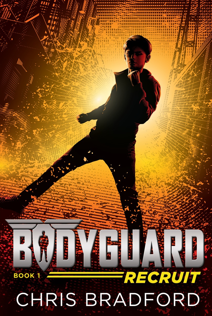 Recruit (Bodyguard #1 [#1, part 1]) by Chris Bradford