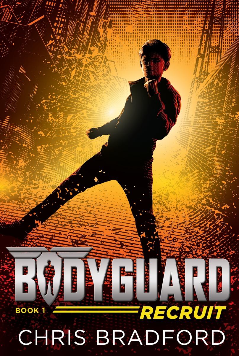 #4Star #Review ~ Recruit (#Bodyguard #1) by Chris Bradford