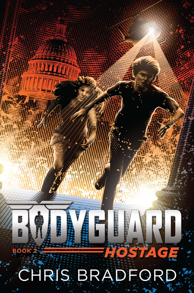 Hostage (Bodyguard #1, part 2) by Chris Bradford