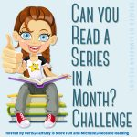 Can You Read a Series in a Month 1/2 Way! How are you doing?