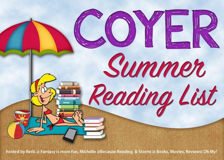 #COYER Summer Reading List!