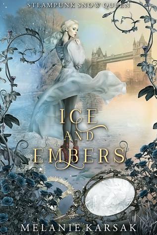 4.5 Star #Review ~ Ice and Embers by Melanie Karsak