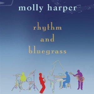 Rhythm & Bluegrass by Molly Harper #audioreview