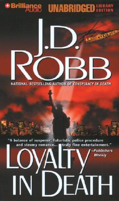 Loyalty in Death #audioreview