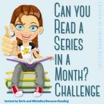 Can you read a series in a month? Challenge.  Michelle's Series Pick  #seriesinamonth