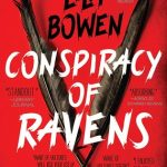 Conspiracy of Ravens book cover