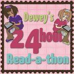 Dewey's 24 hour #readathon hour 17 update with @BerlsS