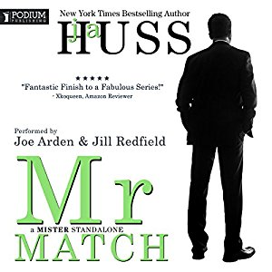 Mr. Match by J.A. Huss