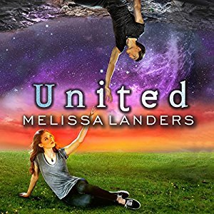 United by Melissa Landers #audioreview