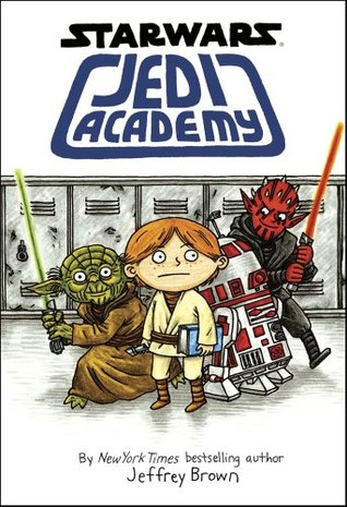Star Wars: Jedi Academy (Jedi Academy, #1) by Jeffrey Brown
